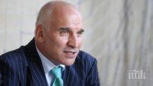 Банкерът Хампарцумян: Най-интересните части от доклада за КТБ все още се засекретени