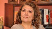 Скандал! Марта Вачкова подлива вода на Гала