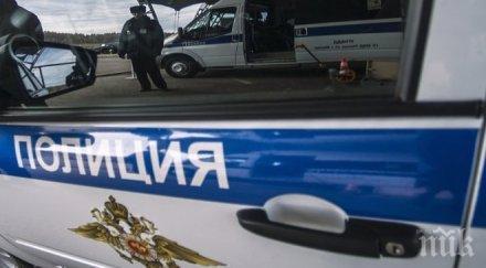 След екшъна в Раднево: Трима ранени полицаи, още няколко леко пострадали. От протеста - всички здрави