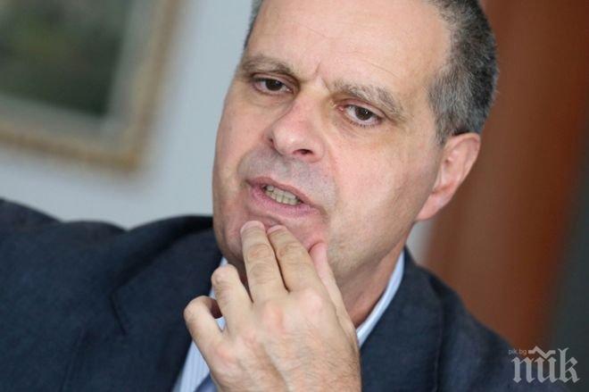 Социологът Михаил Мирчев пред ПИК: Миков е с най-много плюсове и най-малко минуси от всички кандидати