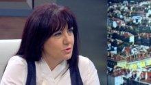 Цвета Караянчева сезира прокуратурата за измама на кмета на Кърджали