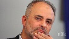 Версия: Тотю Младенов сменя Калфин в правителството