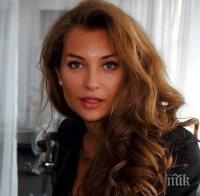 Можете ли да я познаете? Красавицата Никол Станкулова мие софийските улици (СНИМКИ/ВИДЕО)