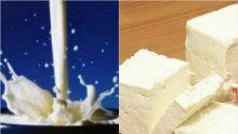 БАБХ откри 7 тона сирене с немлечни мазнини