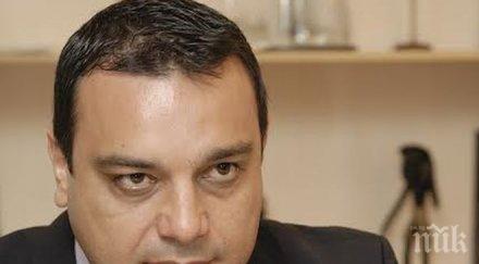 Ивайло Московски: БДЖ е най-голямото предизвикателство на министерството на транспорта