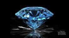 Бижу на бижутата! Продават на търг син диамант, очакват цената да стигне 48 млн. долара