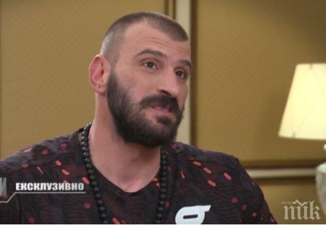 Емил Каменов: На мен не ми пука, правя, каквото си поискам