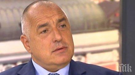 Премиерът Борисов пред ПИК ТВ: Никога не ме е влечало да бъда президент, там не мога да бъда така полезен като сега! (ВИДЕО)