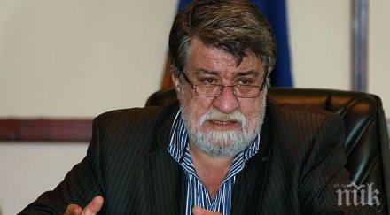 """Министърът на културата Вежди Рашидов пред ПИК: Свободата на словото е неприкосновена! """"Ретро"""" не трябва да бъде притискан!"""
