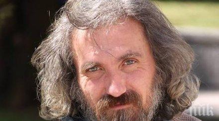 Почина поетът Ивайло Иванов