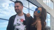 Алисия и Борис Солтарийски в съвместен проект! Вижте как се изказа певицата в края на работния ден (СНИМКИ)