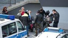 Задържаха българин в Берлин заради 21 кила хероин