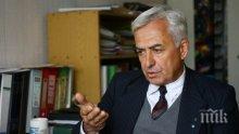 """Проф: Лъчезар Филипов пред ПИК и """"Ретро"""": Барак Обама крие 15 извънземни"""