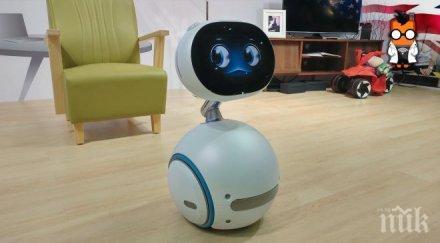 зенбо новият робот иконом