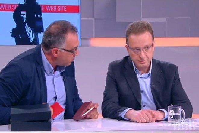 Луд скандал в ефир! Бивши депутати се хванаха за гушите заради Тодор Живков, Цветанка Ризова се видя в чудо