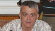 Бисер Петното катастрофира насред София, забърса пет коли (СНИМКА)