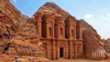 Откриват античен театър в Петра