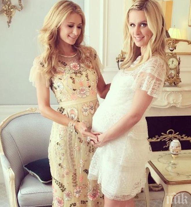 Парис Хилтън става леля, сестра й Ники чака бебе от Ротшийлд (СНИМКИ)