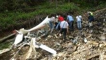 Сирийски военен самолет се разби след излитане