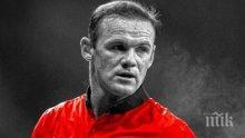 """Рууни иска да остане в """"Юнайтед"""" до края на кариерата си"""