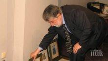Браво! Вежди Рашидов дарява средства на детската онкология в ИСУЛ