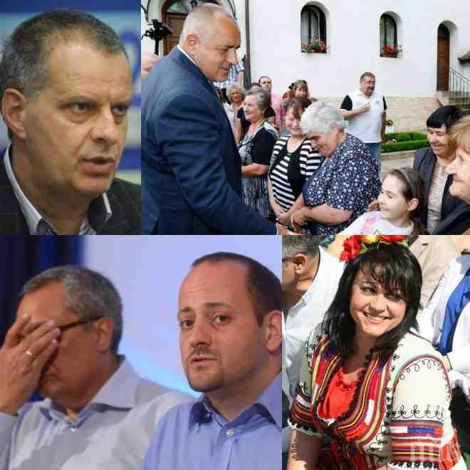 Проф. Михаил Мирчев ексклузивно пред ПИК: Победата на ГЕРБ е предизвестена, Радан и БСП затъват в блато!