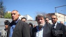 Борисов и Рашидов откриват утре ремонтирания театър в Пловдив