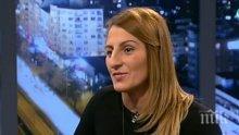 Шампионката по борба Елина Васева стана фризьорка