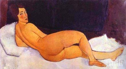 Картина на Модиляни пак чупи рекорди, бе продадена за 8.3 млн. лири