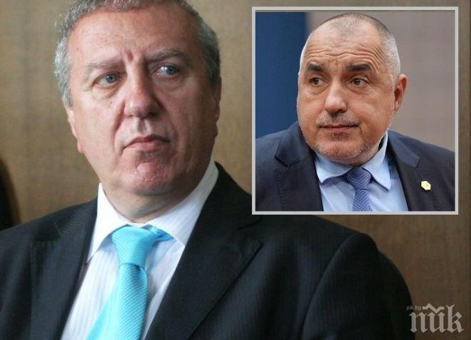 Александър Томов: Ако Борисов се кандидатира за президент, ще имаме коренно различна политическа ситуация