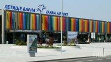 Трудова злополука на Летище Варна: Шланг под налягане прати работник в болница