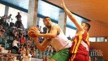 Лъжем Македония на баскетбол