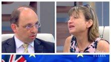 Николай Василев: Брекзитът може да е началото на разпада на ЕС