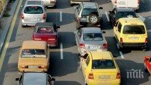 Тапи по магистралите цяло лято, есента - отново