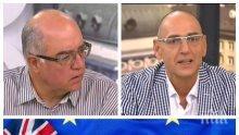 Социолог с мрачна прогноза: Ако още една страна напусне ЕС, ще бъде фатално