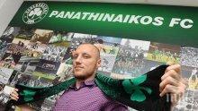 Иван Иванов: Благодаря много на Патрик Виейра, помогна ми много
