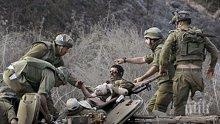 ИЗВЪНРЕДНО! Израел трупа войска на Западния бряг! Започва ли война?