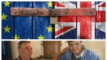 Брекзитът значи: Не посягайте на ракията