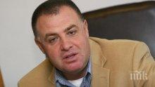Мирослав Найденов: Салатата отишла на супа на другия ден, голяма работа - зеленчуци са!