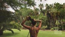 Ексклузивно в ПИК! Николета Лозанова облещи златно дупе! За кого го е наточила? (ГОРЕЩИ СНИМКИ)