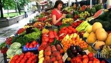 Овощари разкриха какво ядем: Само 10 % от плодовете в хипермаркетите са български