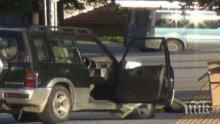 ШОК! Джип блъсна бебе в количка на тротоара, то изпадна от нея