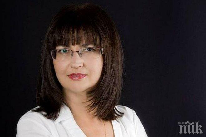 Светлина Терзиева е назначена за временен директор на Софийската филхармония