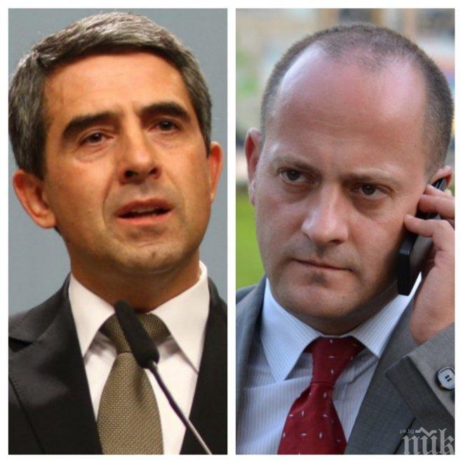 СВЕЖА ПОЛИТКЛЮКА: Плевнелиев сменя Радан като лидер на ДСБ?