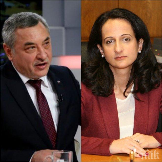 Валери Симеонов изригна пред ПИК: Готови сме за разкошен скандал, ако съкратят процедурата за избор на шеф на КФН. Знам, че готвят някаква