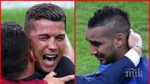 След като жената го нападна! Вижте какво каза Пайе на майката на Роналдо (ВИДЕО+СНИМКИ)