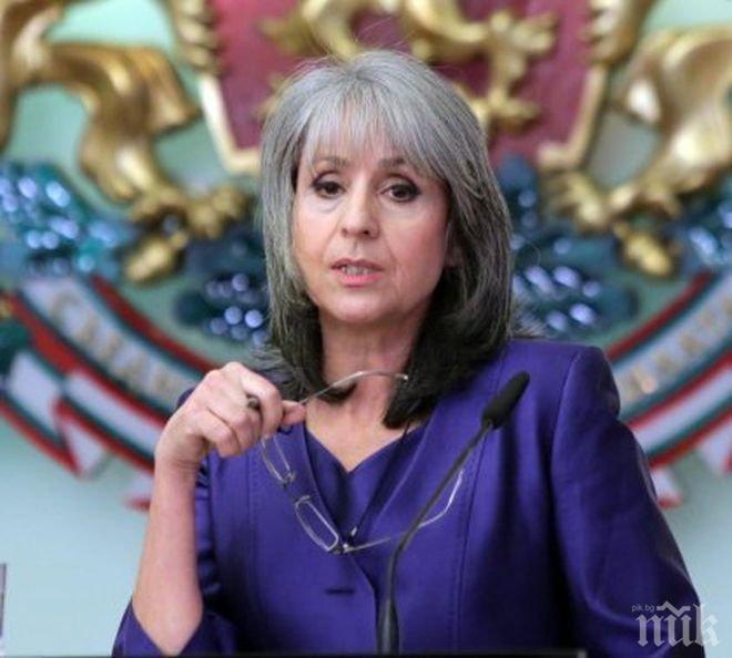 Маргарита Попова: Бъдещият президент трябва да води балансирана външна политика, да е истински родолюбец и да мисли за хала на хората