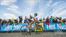Петер Саган спечели 16-ия етап на Тур дьо Франс с фотофиниш