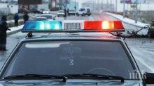 КАТО ПО ФИЛМИТЕ! Въоръжени обраха бензиностанция, в касата откриха само... 550 лева