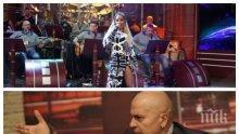 """САМО В ПИК И """"РЕТРО""""! Гери-Никол обяви война на Слави - бащата на 17-годишната певица заплашил Дългия"""